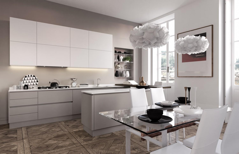 Cucine Piccole Con Isola : Cucine moderne piccole con penisola stunning cucina moderna